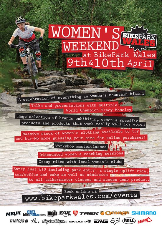 Women's Weekend 2016 Saturday 9th